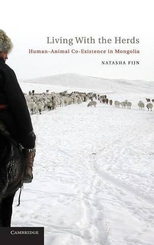 9781107000902: Living with Herds: Human-Animal Coexistence in Mongolia