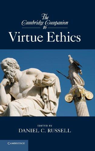 9781107001169: The Cambridge Companion to Virtue Ethics