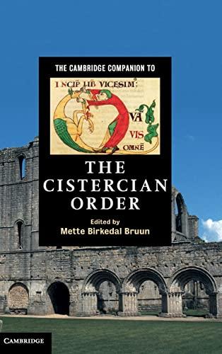 9781107001312: The Cambridge Companion to the Cistercian Order