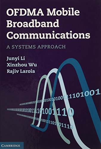 9781107001602: OFDMA Mobile Broadband Communications Hardback