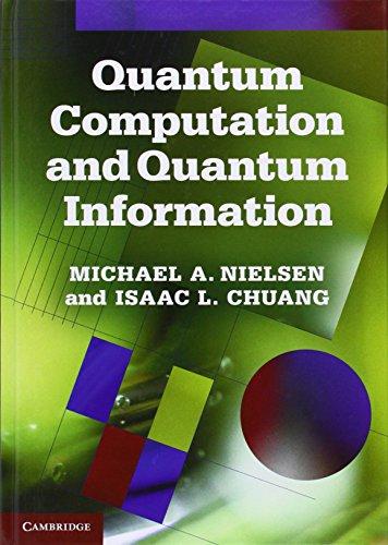 9781107002173: Quantum Computation and Quantum Information: 10th Anniversary Edition