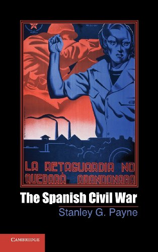 9781107002265: The Spanish Civil War (Cambridge Essential Histories)