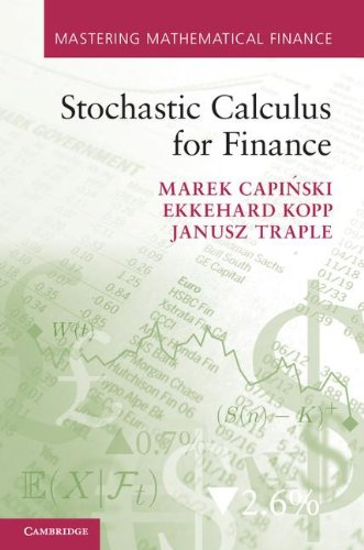 9781107002647: Stochastic Calculus for Finance (Mastering Mathematical Finance)