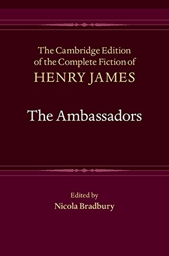 9781107002838: The Ambassadors (The Cambridge Edition of the Complete Fiction of Henry James)