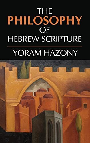 9781107003170: The Philosophy of Hebrew Scripture