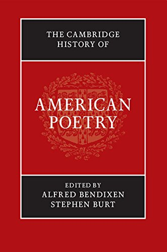 9781107003361: The Cambridge History of American Poetry