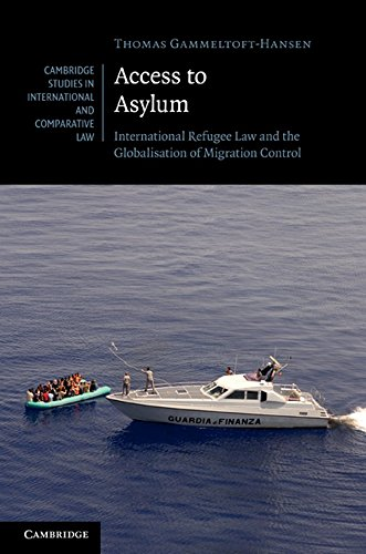 9781107003477: Access to Asylum: International Refugee Law and the Globalisation of Migration Control
