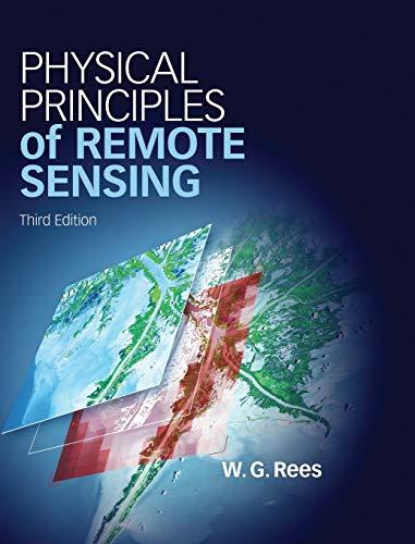 9781107004733: Physical Principles of Remote Sensing 3rd Edition Hardback
