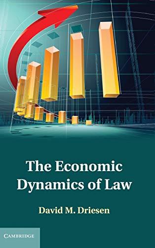 9781107004856: The Economic Dynamics of Law