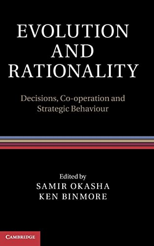 9781107004993: Evolution and Rationality: Decisions, Co-operation and Strategic Behaviour