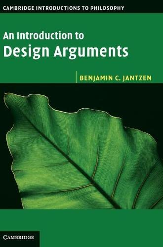9781107005341: An Introduction to Design Arguments