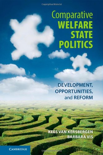 9781107005631: Comparative Welfare State Politics: Development, Opportunities, and Reform