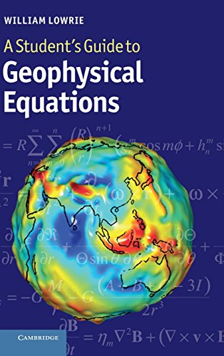 9781107005846: A Student's Guide to Geophysical Equations