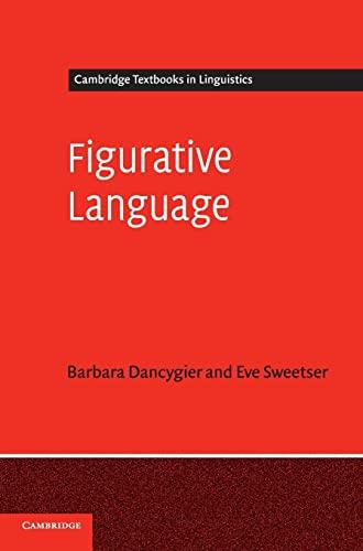 9781107005952: Figurative Language