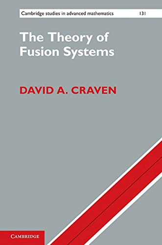 9781107005969: The Theory of Fusion Systems: An Algebraic Approach (Cambridge Studies in Advanced Mathematics)