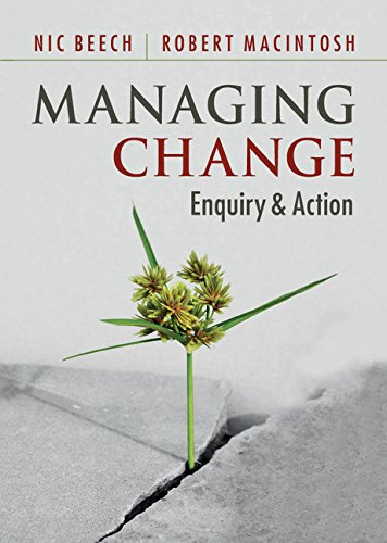 9781107006058: Managing Change: Enquiry and Action