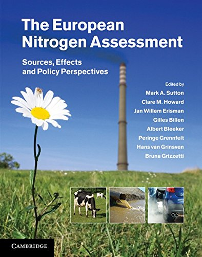 9781107006126: The European Nitrogen Assessment Hardback