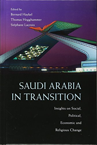 9781107006294: Saudi Arabia in Transition: Insights on Social, Political, Economic and Religious Change