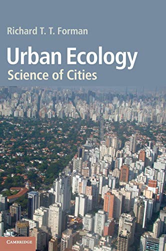 9781107007000: Urban Ecology: Science of Cities