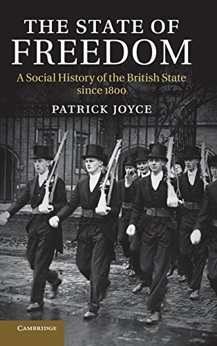 9781107007109: The State of Freedom: A Social History of the British State since 1800