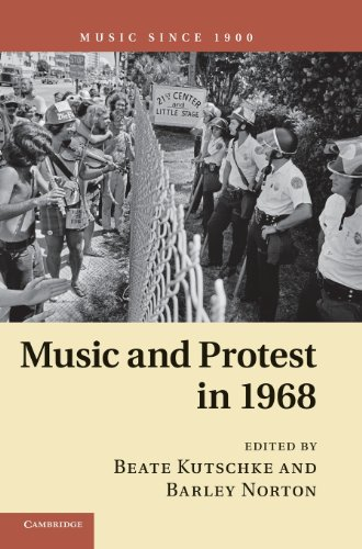 Music and Protest in 1968 (Hardback)
