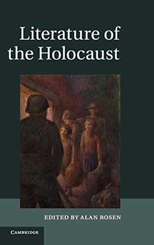 9781107008656: Literature of the Holocaust