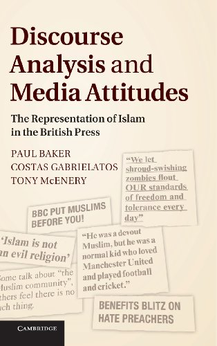 9781107008823: Discourse Analysis and Media Attitudes Hardback