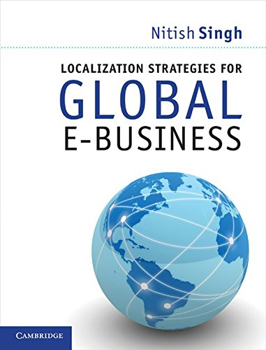 9781107008892: Localization Strategies for Global E-Business