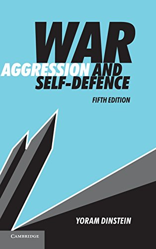 9781107008991: War, Aggression and Self-Defence