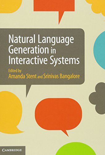 9781107010024: Natural Language Generation in Interactive Systems