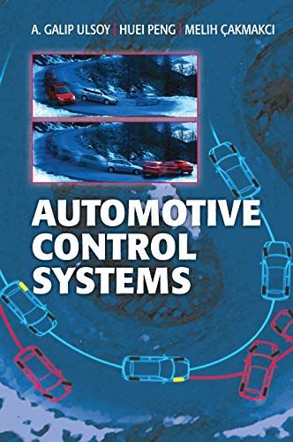 9781107010116: Automotive Control Systems Hardback