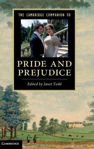 9781107010154: The Cambridge Companion to 'Pride and Prejudice' (Cambridge Companions to Literature)