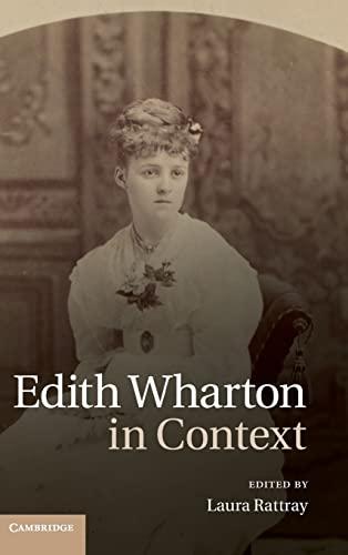 9781107010192: Edith Wharton in Context (Literature in Context)