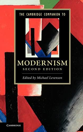 9781107010635: The Cambridge Companion to Modernism