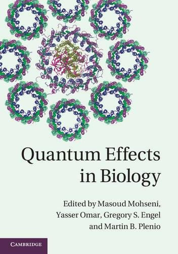 9781107010802: Quantum Effects in Biology