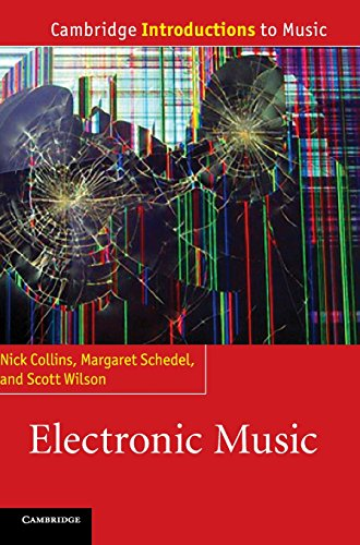 9781107010932: Electronic Music (Cambridge Introductions to Music)