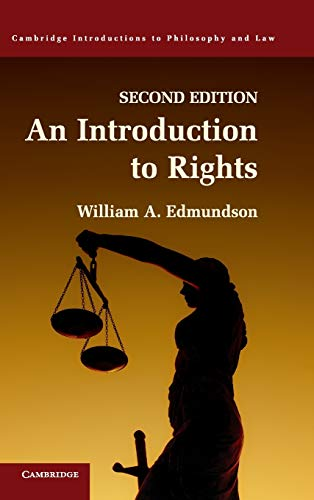 9781107010987: An Introduction to Rights (Cambridge Introductions to Philosophy and Law)