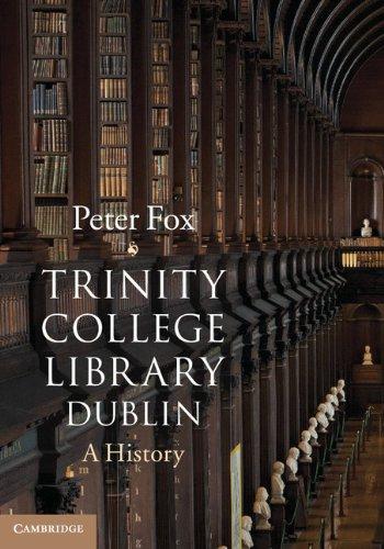 9781107011205: Trinity College Library Dublin: A History