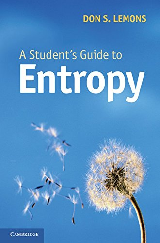 9781107011564: A Student's Guide to Entropy