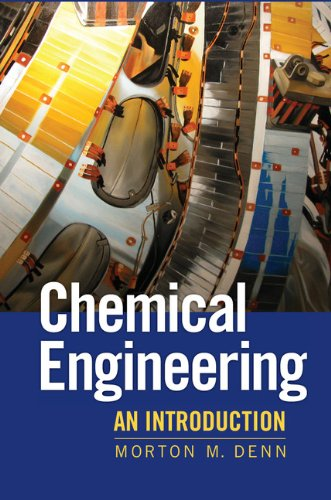 9781107011892: Chemical Engineering: An Introduction (Cambridge Series in Chemical Engineering)