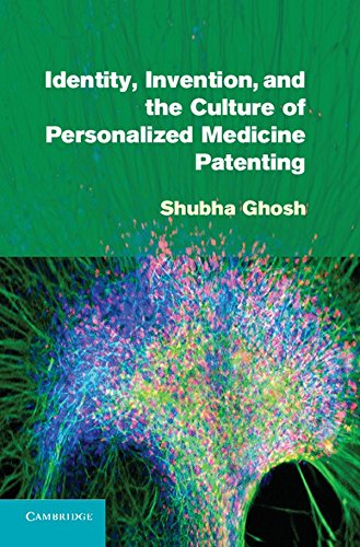 9781107011915: Identity, Invention, and the Culture of Personalized Medicine Patenting