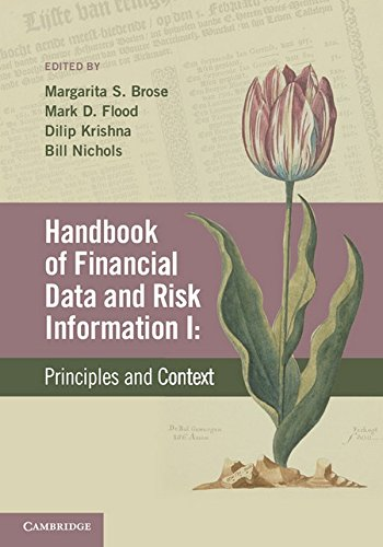 Handbook of Financial Data and Risk Information: Brose, Margarita S.