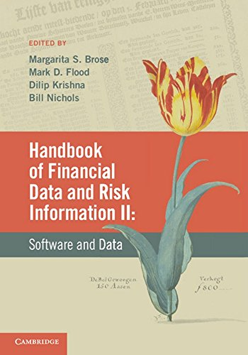9781107012028: Handbook of Financial Data and Risk Information II: Volume 2: Software and Data