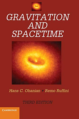 9781107012943: Gravitation and Spacetime