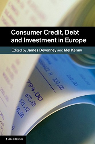 9781107013025: Consumer Credit, Debt and Investment in Europe