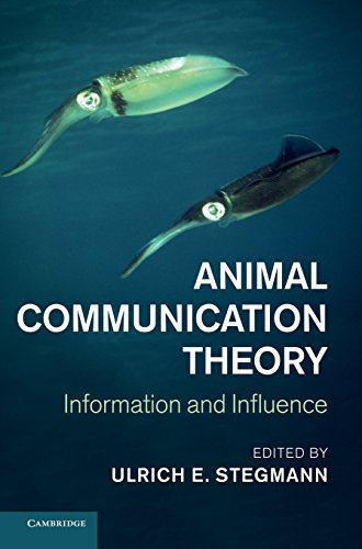 9781107013100: Animal Communication Theory: Information and Influence