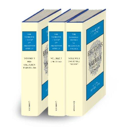 9781107013346: The Cambridge History of Religions in America 3 Volume Set