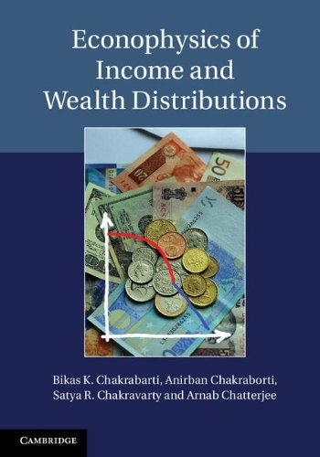 9781107013445: Econophysics of Income and Wealth Distributions Hardback