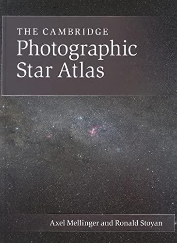 9781107013469: The Cambridge Photographic Star Atlas Hardback