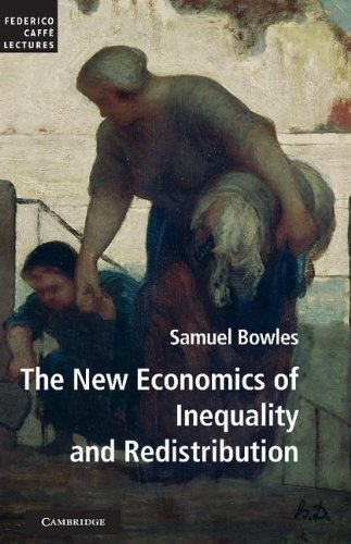 9781107014039: The New Economics of Inequality and Redistribution (Federico Caffè Lectures)